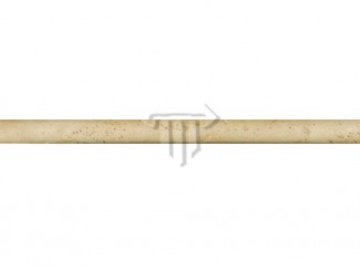 Travertino apvadas Classic Pencil  (matinis)
