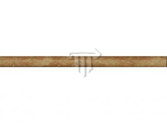 Travertino apvadas Walnut Pencil  (matinis)