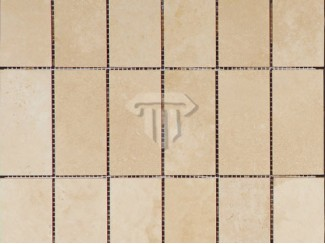 Classic Travertine Mosaic ( Honed/Filled)