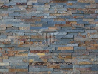 Multicolour Slate Mosaic (Riven)