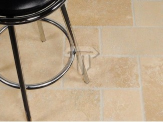 Classic Travertine (Unfilled/Brushed Chiselled Edge)